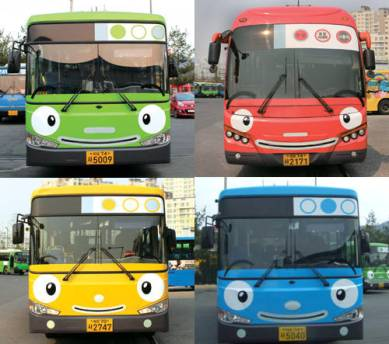 seoul-buses